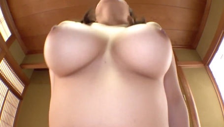 ムチムチKカップ娘のまんまる美超乳がバインバイン揺れまくるハメ撮りセックス