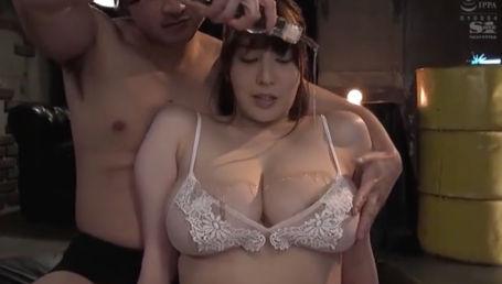 全身痙攣アクメしていても終わらないノンストップ責めでJカップ爆乳美女の性欲を完全覚醒させる