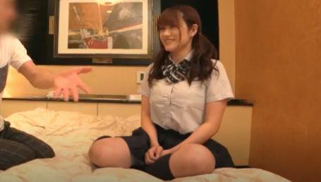 韓流大好きGカップ女子大生を新大久保でナンパしてホテルに連れ込み!色んなコスプレを着させて楽しむ!