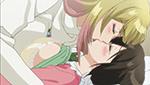 可愛い巨乳娘が美人女装男子にキスされて手マンでイかされちゃったw