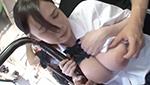 童顔の爆乳女子校生がバス痴漢の餌食になって乳首を捏ねくり回される