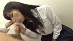 教室で痴漢妄想オナニーしてたところを見られた巨乳女子校生